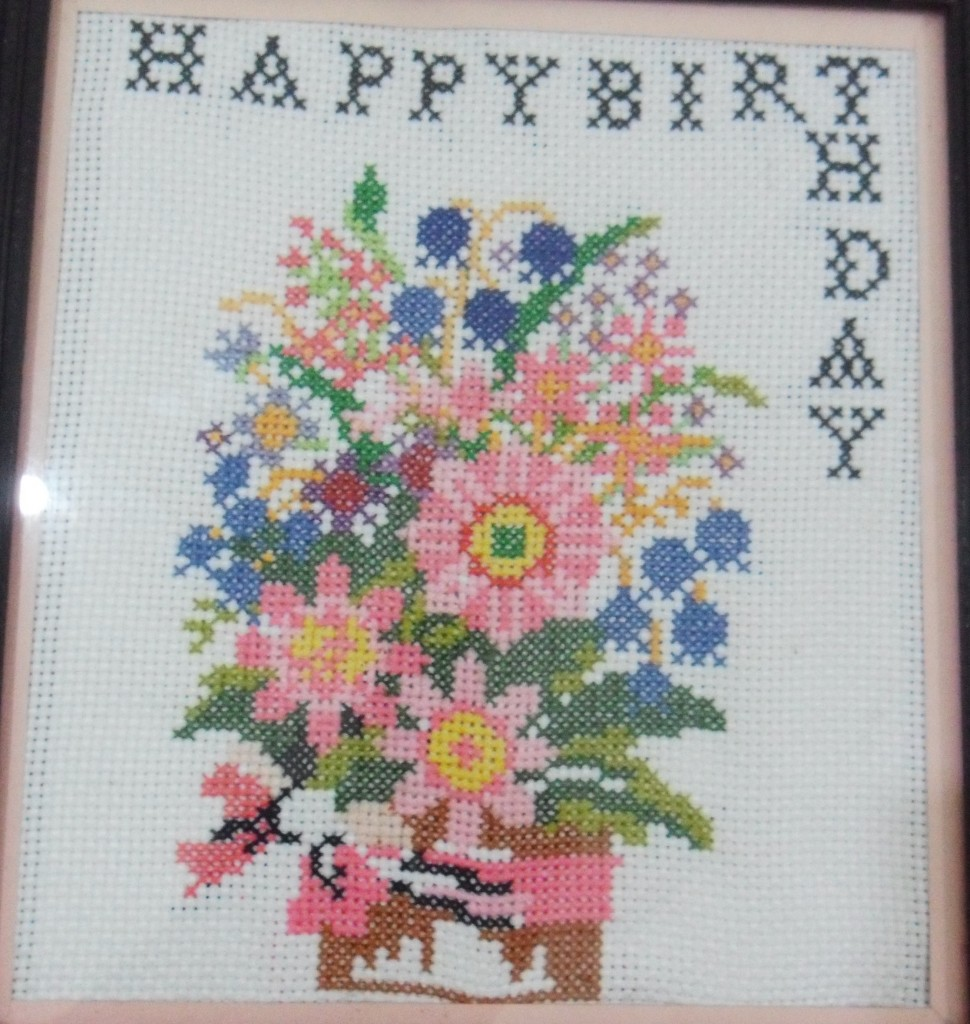 Handy Craft of Girl for Matorn's Birth Day