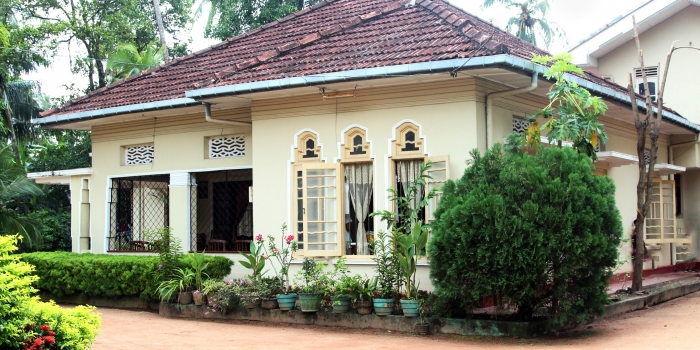 Tudawe Children Development Center premises